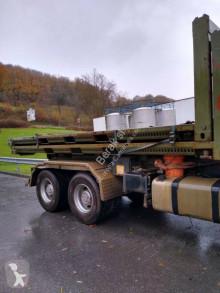 Equipamientos carrocería porta-máquinas Lohr