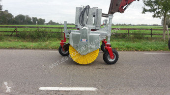 Loonwerkersveegmachine new sweeper