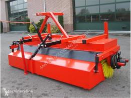 Equipamientos maquinaria OP barredora Hydraulische veegmachine