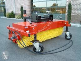 Equipamientos maquinaria OP barredora Heftruck/shovel veegmachine