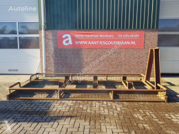 Dispositif de levage Haakarm container flat