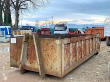 CONTAINER SCARRABILE USATO A CIELO APERTO каросерия мултилифт контейнер втора употреба