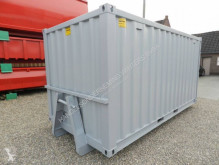 15ft op slede/Opslagcontainers container second-hand
