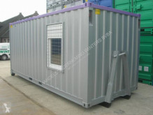 Container Combi 20ft - Doorsteekruimte