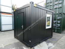 Container 3 x 2,4m - 10ft Bureaucontainers