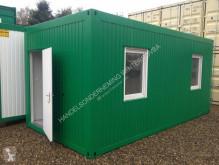 Equipamientos carrocería contenedor 6 x 3m Bureaucontainers
