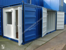 Combi 20ft - Extra Beveiligde container occasion