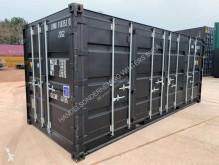 Nieuwe 20ft Open Side - ZWART container occasion