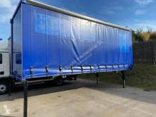 Equipamientos carrocería caja lona corredera Hermex