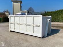 Zariadenie nákladného vozidla karoséria Skriňa s hákovým nosičom kontajnerov CONTAINER CIELO APERTO PORTE A LIBRO e vano GRU