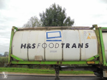 Contentor Van Hool 24.000 L Tank / Food-Lebensmittel / 20 FT / 14x In Stock