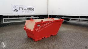 Portaalbak 2m3 container occasion