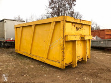 Skip loader box bodywork CONTAINER SCARRABILE PER INGOMBRANTI APERTURA POST