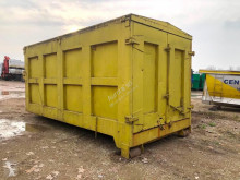 Skip loader box bodywork CONTAINER SCARRABILE USATO PER MATERIALI INGOMBRAN
