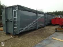 Equipamientos carrocería contenedor Heuvelmans 40 m3 container