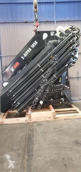 Hiab X-HIPRO 1058 E10 辅助起重机 新车