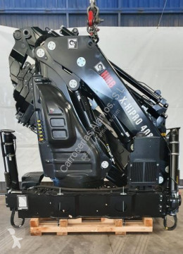Hiab X-HIPRO 408 E6 + JIB 70X4 grue auxiliaire neuve