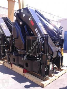 تجهيزات الآليات الثقيلة Hiab X-HIPRO 638 E9 / E8 رافعة إضافية جديد
