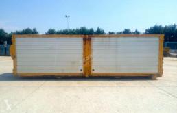 Equipamientos carrocería caja multivolquete SCARRABILE A PIANALE USATO CON SPONDE LATERALI IN
