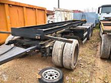 ZORZI 26 R 070 19 A SCARRABILE BALESTRATO trailer used chassis
