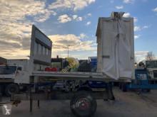 Equipamientos carrocería caja con lona BACHE / 2 ZIJDEN
