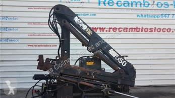 تجهيزات الآليات الثقيلة رافعة إضافية Hiab Grua Brazo HIAB 050 GRUA BRAZO