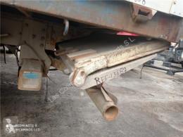 Zadní čelo Nissan Puerta Elevadora Retractil Nissan M - 75.150 Chasis / 3230 / 7.4