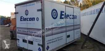 Nissan box container Paqueteria Nissan Cabstar 01.04 -> CARROCERIA PAQUETERA 3.500KG