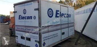 Equipamientos carrocería caja furgón Nissan Paqueteria Nissan Cabstar 01.04 -> CARROCERIA PAQUETERA 3.500KG