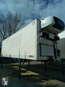 تجهيزات الآليات الثقيلة Chereau هيكل العربة صندوق برّاد مستعمل