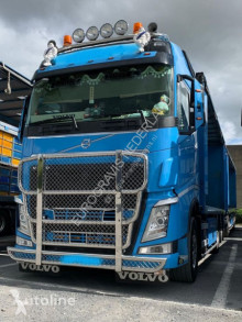 Volvo FH Revêtement bullbar (koevanger) Polished stainless steel pour camion 4 neuf carroçaria novo