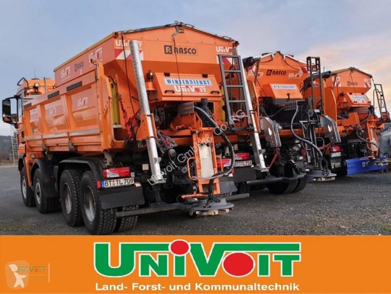 Vedere le foto Veicolo per la pulizia delle strade nc LKW Streuer Solid