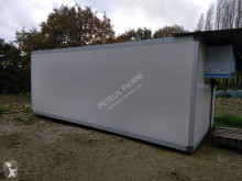 Zariadenie nákladného vozidla karoséria chladiarenská skriňa Zanotti