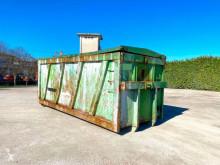تجهيزات الآليات الثقيلة CONTAINER SCARRABILE USATO PER MATERIALI INGOMBRA هيكل العربة صندوق قلاّب متعدد الأغراض مستعمل