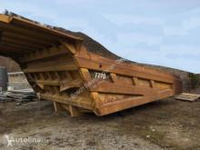 تجهيزات الآليات الثقيلة Caterpillar هيكل العربة حاوية مستعمل