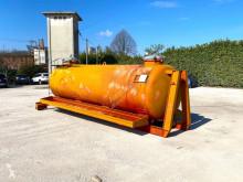 Cisterna CISTERNA USATA IN FERRO CONTENITORE PER MATERIALE
