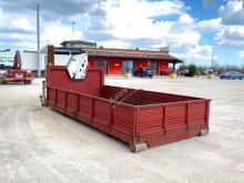 Karrosseri skip loader kasse PIANALE SCARRABILE USATO CON SPONDE IN FERRO PIU'