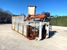 Zariadenie nákladného vozidla karoséria Skriňa s hákovým nosičom kontajnerov CONTAINER SCARRABILE IN ALLUMINIO CON GRU