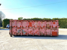 Zariadenie nákladného vozidla karoséria Skriňa s hákovým nosičom kontajnerov CONTAINER USATO PER CARPENTERIA ROBUSTA E PER ROTT