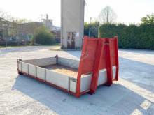 Zariadenie nákladného vozidla karoséria Skriňa s hákovým nosičom kontajnerov PIANALE SCARRABILE CON SPONDE IN ALLUMINIO TR1 REM