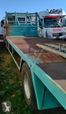 Equipamientos carrocería caja abierta Iveco