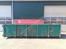 Skip loader box bodywork Haakarm container