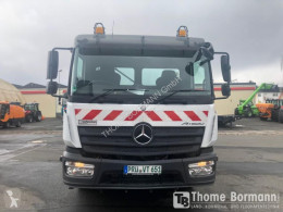 Camion balayeuse Johnston VT 651 Dual