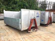 Karrosseri skip loader kasse CONTAINER USATO in ALLUMINIO PER MATERIALI INGOMBR