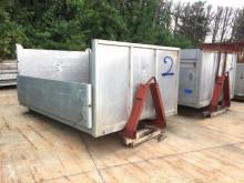 Equipamientos carrocería caja multivolquete CONTAINER USATO in ALLUMINIO PER MATERIALI INGOMBR