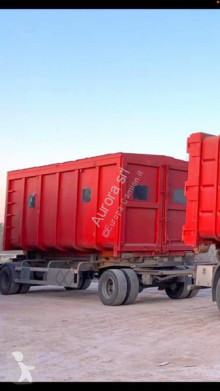 CONTAINER SCARRABILE USATO PER MATERIALI INGOMBRAN carroçaria caixa polibasculante usado