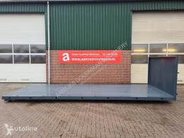 Container flat tweedehands platte bak