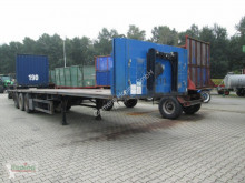Kögel Auflieger - 125 trailer used flatbed