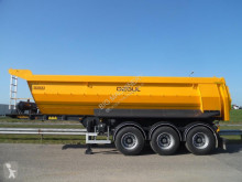 Sættevogn G Tri/A 24 cbm End Dump Tipper Trailer ske ny