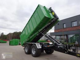 Benne monocoque Pronar Containeranhänger / Containerfahrzeug / HakenlifterT 286, 23 to, NEU, Mit Zwangslenkung, VOLLAUSSTATTUNG, sofort ab Lager